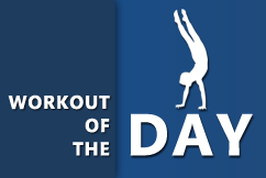 Workout of the Day